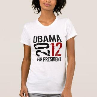 Obama 2012 - Für Präsidenten Tshirt