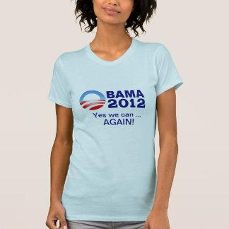 Obama 2012 - Ja können wir… wieder! Shirts