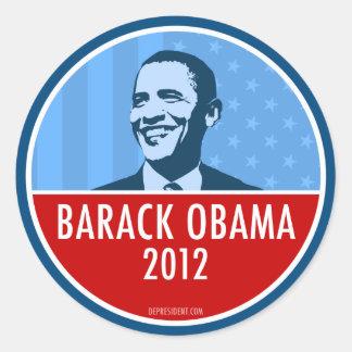 Obama Aufkleber