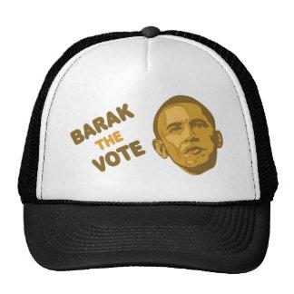 Obama-Abstimmung Baseball Mützen