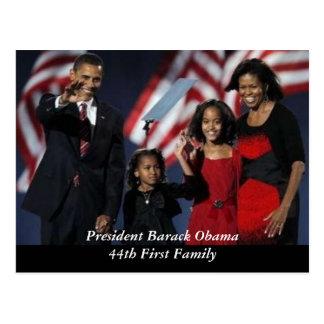 Obama-Andenken-Postkarte