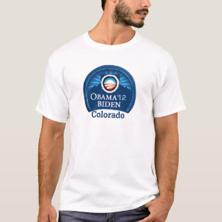 Obama Biden COLORADO T-Shirt