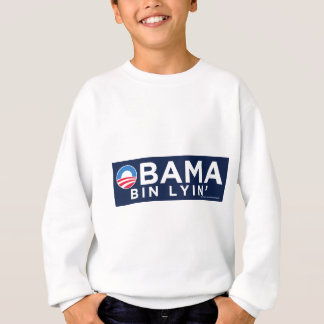 Obama-bin Lyin Sweatshirt