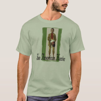 Obama der amerikanische Jäger T-Shirt