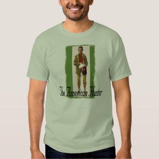 Obama der amerikanische Jäger T-Shirts
