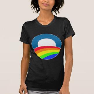 Obama die gleiche Geschlechtsheirat T-Shirt