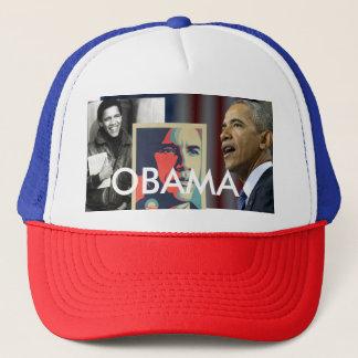 Obama-Fernlastfahrer-Hut Truckerkappe