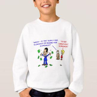 Obama-Frachtkultwirtschaft Sweatshirt