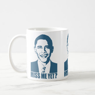 Obama-Fräulein Me Yet? Kaffeetasse