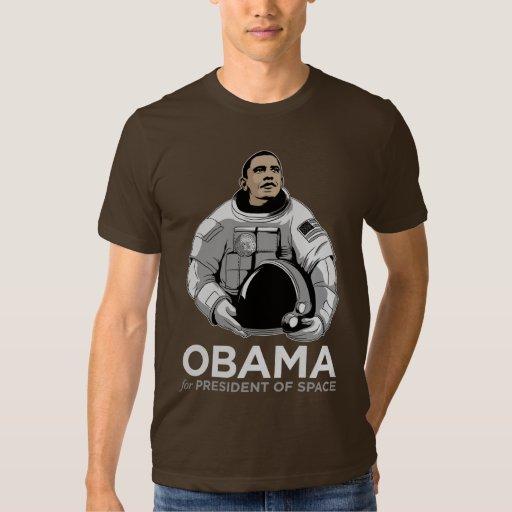 Obama für Präsidenten des Raumes T Shirt