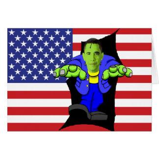 Obama gegen Amerika Karte