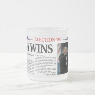 Obama gewinnt Tasse
