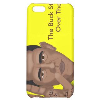Obama-Handel im Teleprompter iPhone 5C Hülle