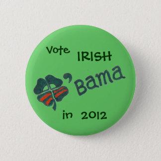 O'bama im Jahre 2012 Knopf Runder Button 5,1 Cm