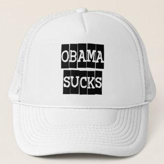 Obama ist zum Kotzen Truckerkappe