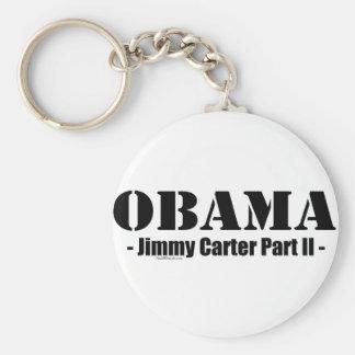Obama- - Jimmy Carter-Teil II Schlüsselanhänger