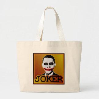 Obama-Joker Einkaufstasche