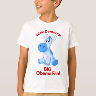 Obama kleiner Demokrat T-Shirt