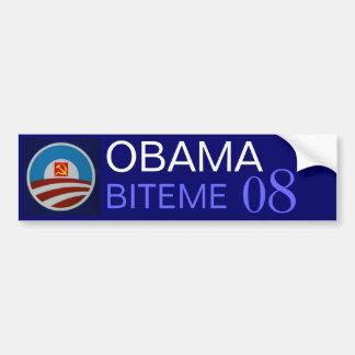 Obama-logo-712332, Hammersichel, OBAMA, BITEME… Autoaufkleber