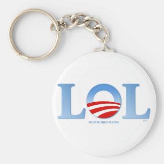 Obama LOL Schlüsselanhänger