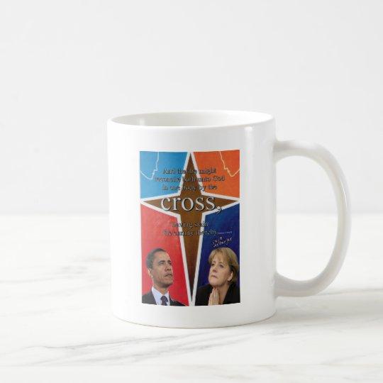 obama -merkel kaffeetasse