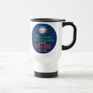 Obama-MEXIKO-AMERIKANER Reisebecher