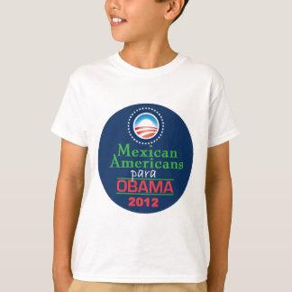 Obama-MEXIKO-AMERIKANER T-Shirt