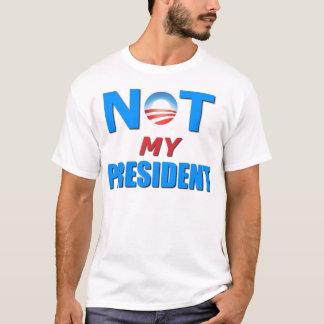 Obama nicht mein Präsident Shirt