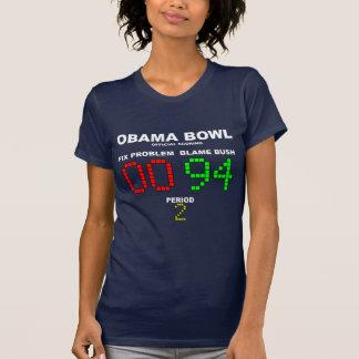 Obama-Schüssel - offizielles Zählen T-Shirt