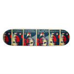 Obama-Skate-Brett Skateboard Brett