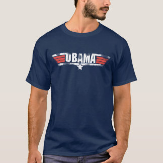 Obama Top Gun beunruhigte Retro