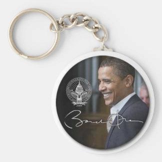 Obama-Unterzeichnungs-Schlüsselkette Schlüsselband