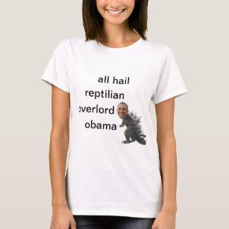 Obama-Verschwörung T-Shirt