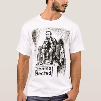 """Obama wählte"" Lincoln-T - Shirt"