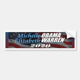 Obama Waren 2020 Autoaufkleber
