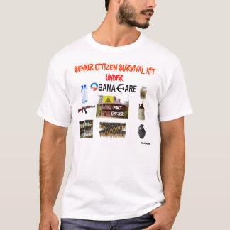 OBAMACARE ÜBERLEBENSAUSRÜSTUNG T-Shirt