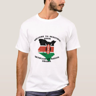 Obamas Geburtsort T-Shirt
