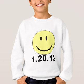 Obamas letzter Tag Sweatshirt