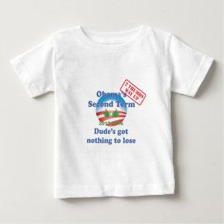 Obamas nichts erhalten zu verlieren! baby t-shirt