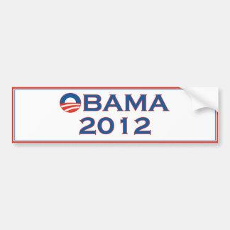 Obamawahl-Autoaufkleber 2012 Autoaufkleber