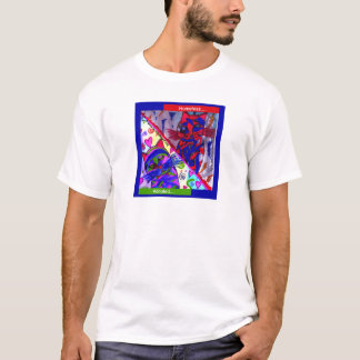 Obdachlos/adoptiert T-Shirt