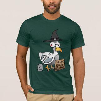 OBDACHLOSE ERNTEDANK-SEEMÖWE (PILGER) T-Shirt