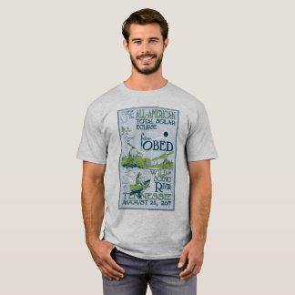 Obed wilde u. landschaftliche des Fluss-2017 T-Shirt