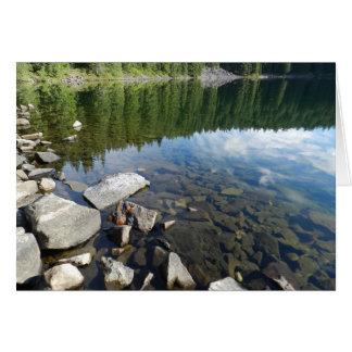 Obere Erma Bell Schwester-Wildnis des See-drei Karte