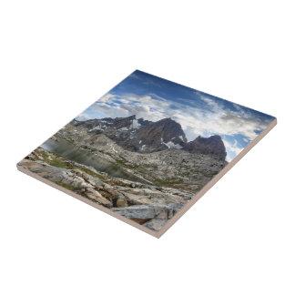 Oberes und mittleres Nydiver See-Panorama - Sierra Fliese