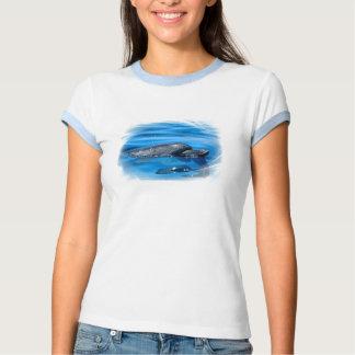 Oberflächendelphin Tshirt