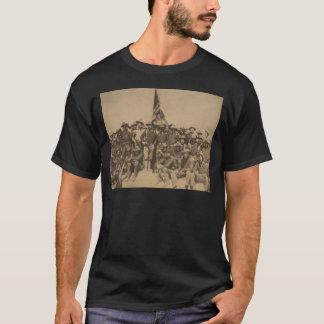 Oberst Roosevelt und sein Rough Riders T-Shirt