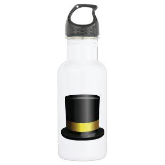 Oberster magischer Hut - Emoji Edelstahlflasche