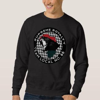Oberstes Abgabe-Schwarz-Einheimisches 66' Sweatshirt