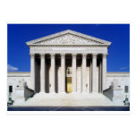 Oberstes Gericht der USA Postkarte